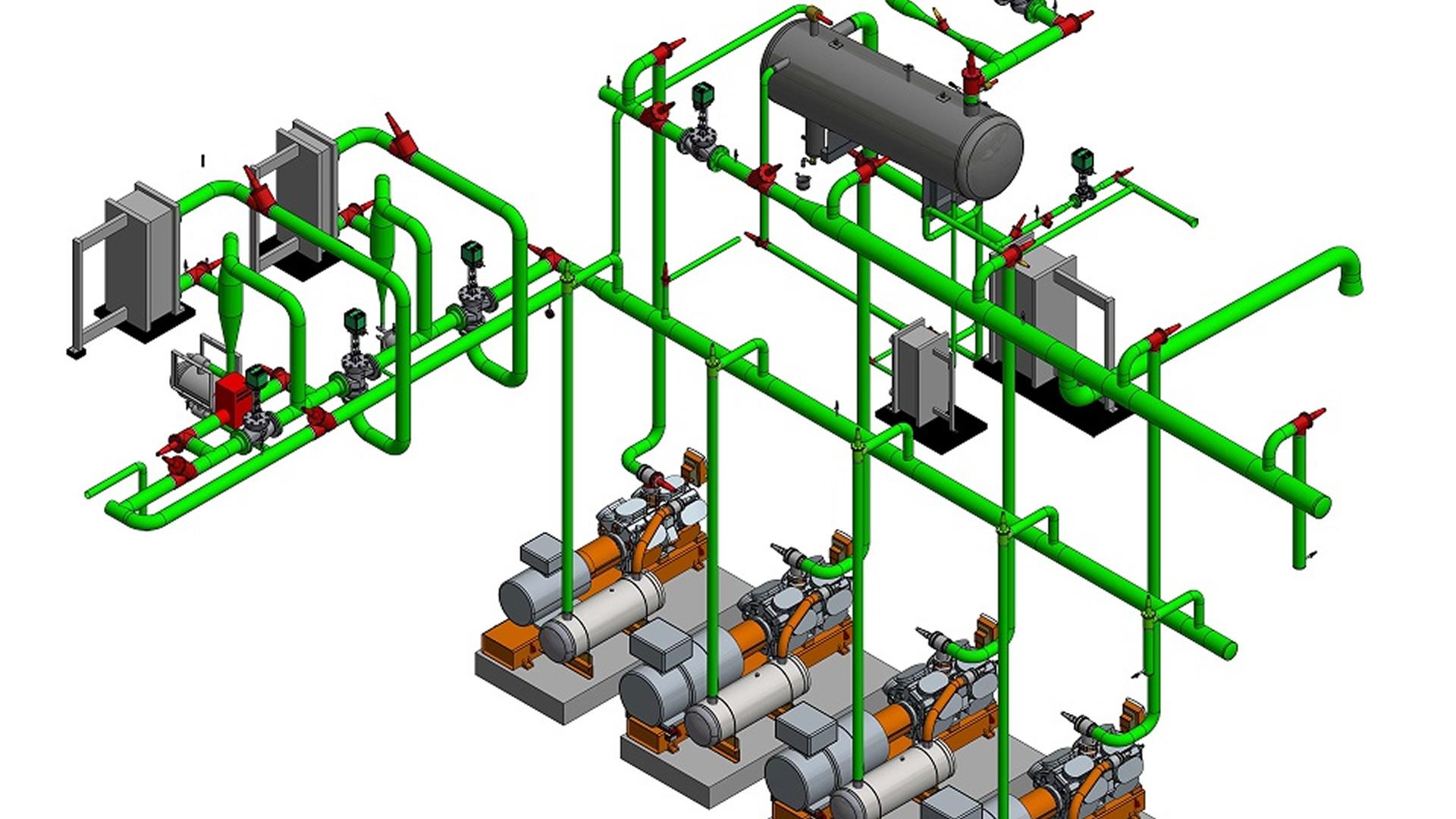 Voets & Donkers - Lidl - Installatie Ammoniak