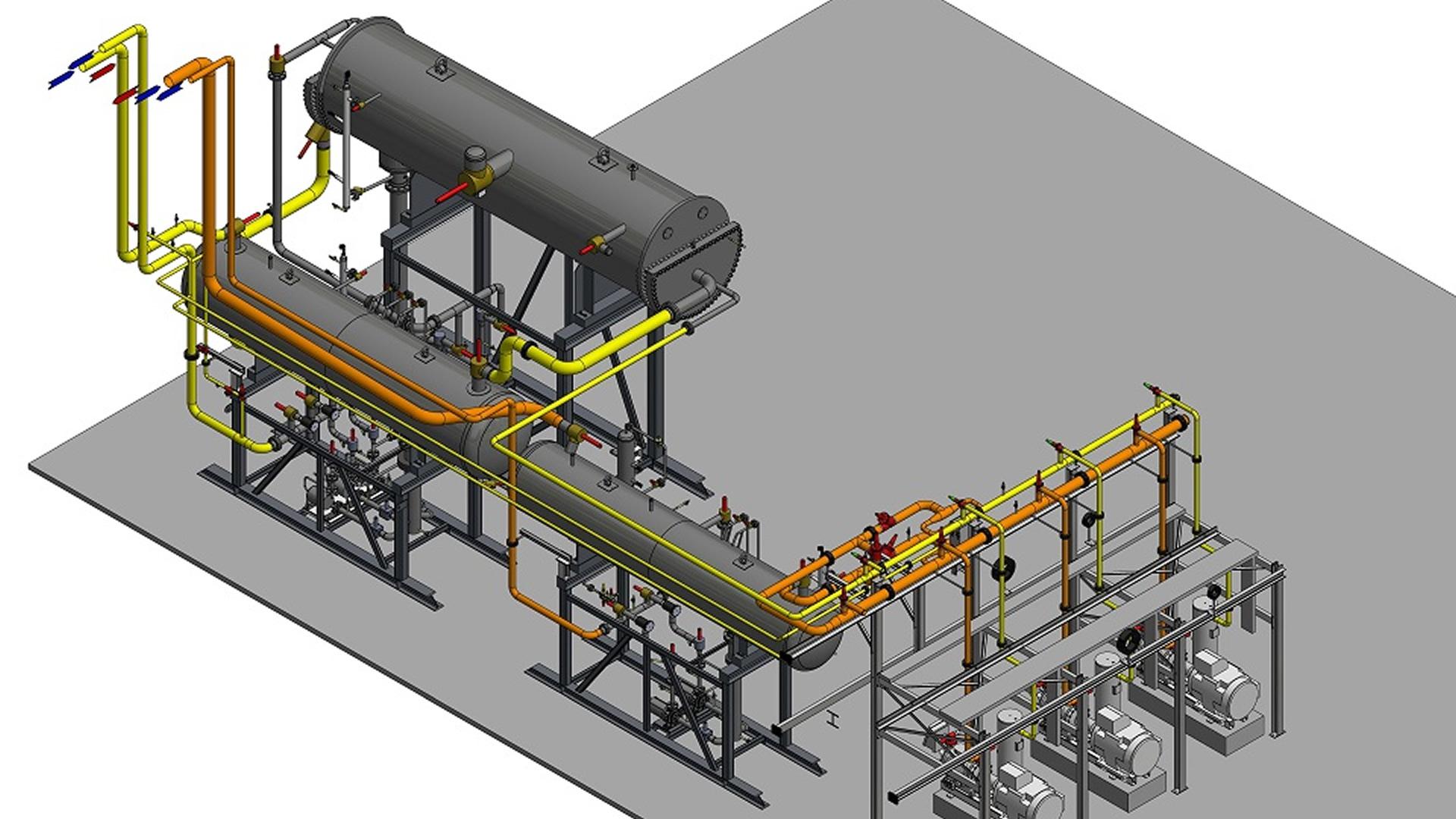 Voets & Donkers - Lidl - Installatie CO2